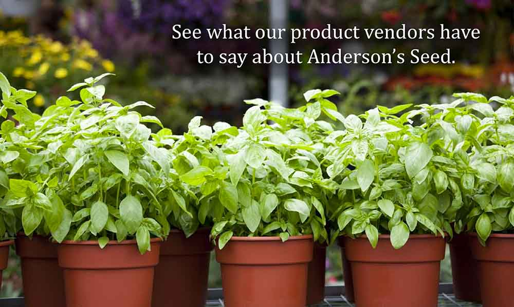 Andersons Seed and Garden Store Logan Utah - Home